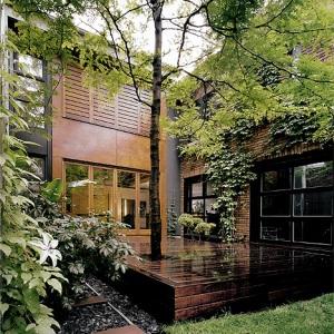Maison nathalie dionne cr dit photo marc cramer - Construire sa maison soi meme combien sa coute ...