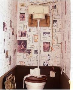 id es d co pour vos toilettes d conome. Black Bedroom Furniture Sets. Home Design Ideas