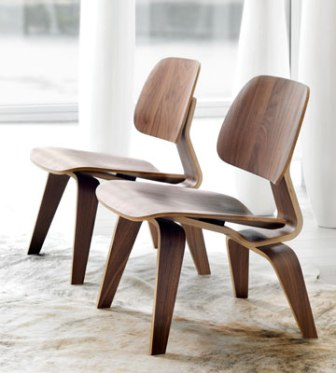 Helena maison corbeil chaise lcw de eames for Maison corbeil chaise bercante