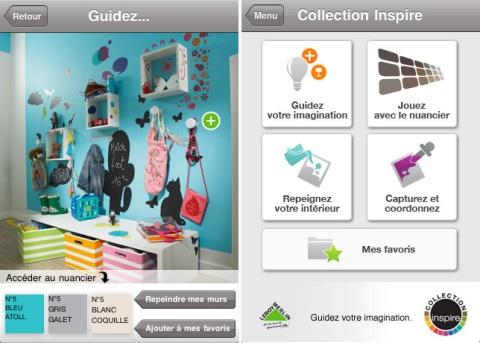 Applications Gratuites Pour La Décoration Iphone Ipad Ipod