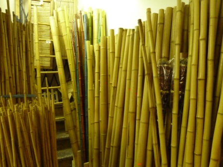 Shopping d co dans le quartier chinois d conome for Tige de bois pour decoration