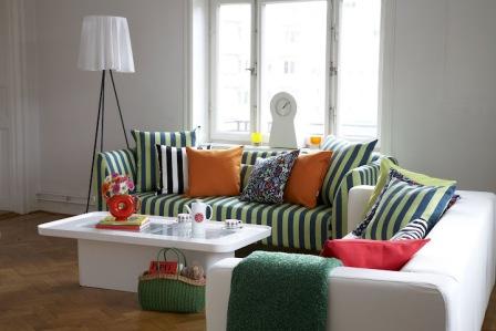 Bemz des housses branch es pour vos vieux meubles ikea for Housse divan ikea