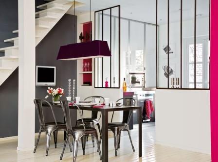 coup de coeur pour les verri res int rieures d conome. Black Bedroom Furniture Sets. Home Design Ideas