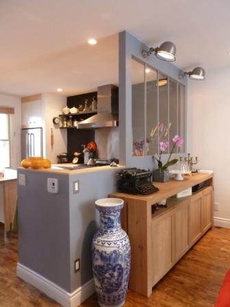 r novation de cottage sur le plateau cuisine avant apr s d conome. Black Bedroom Furniture Sets. Home Design Ideas