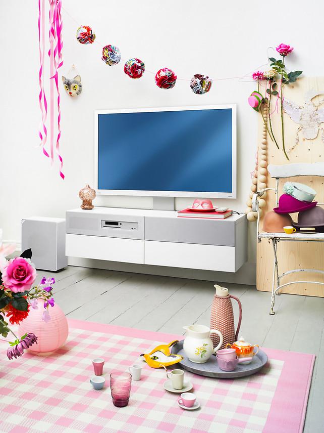 Ikea Se Lance Dans L Electronique Avec Le Meuble Multimedia
