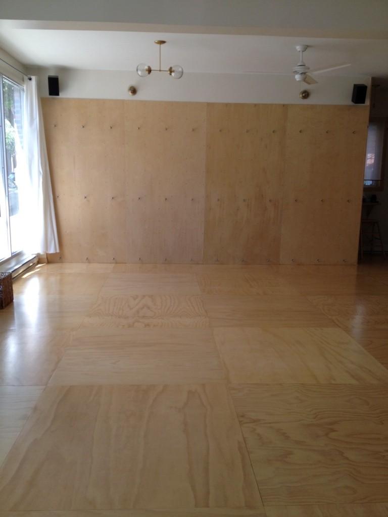 Solution Plancher Pas Cher Le Plancher En Contreplaque Plywood
