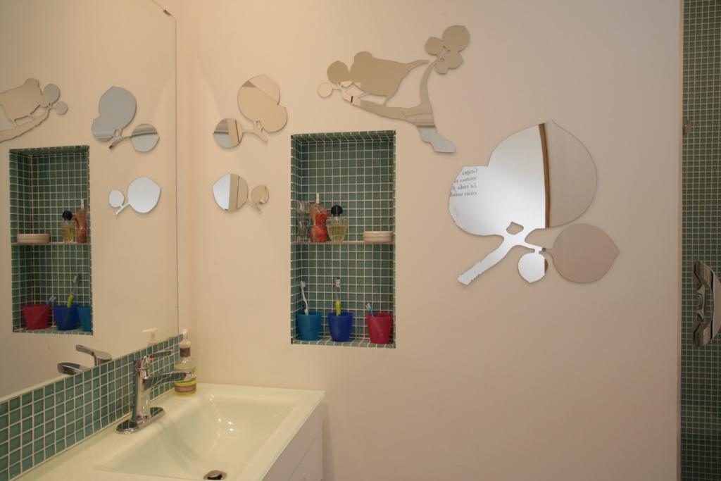 Aménager une petite salle de bain - Déconome