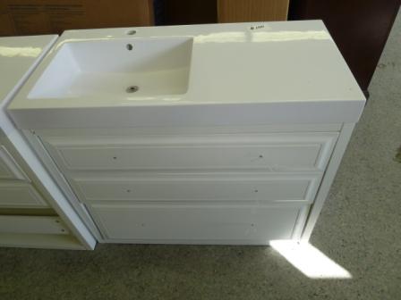 meuble salle de bain Restore