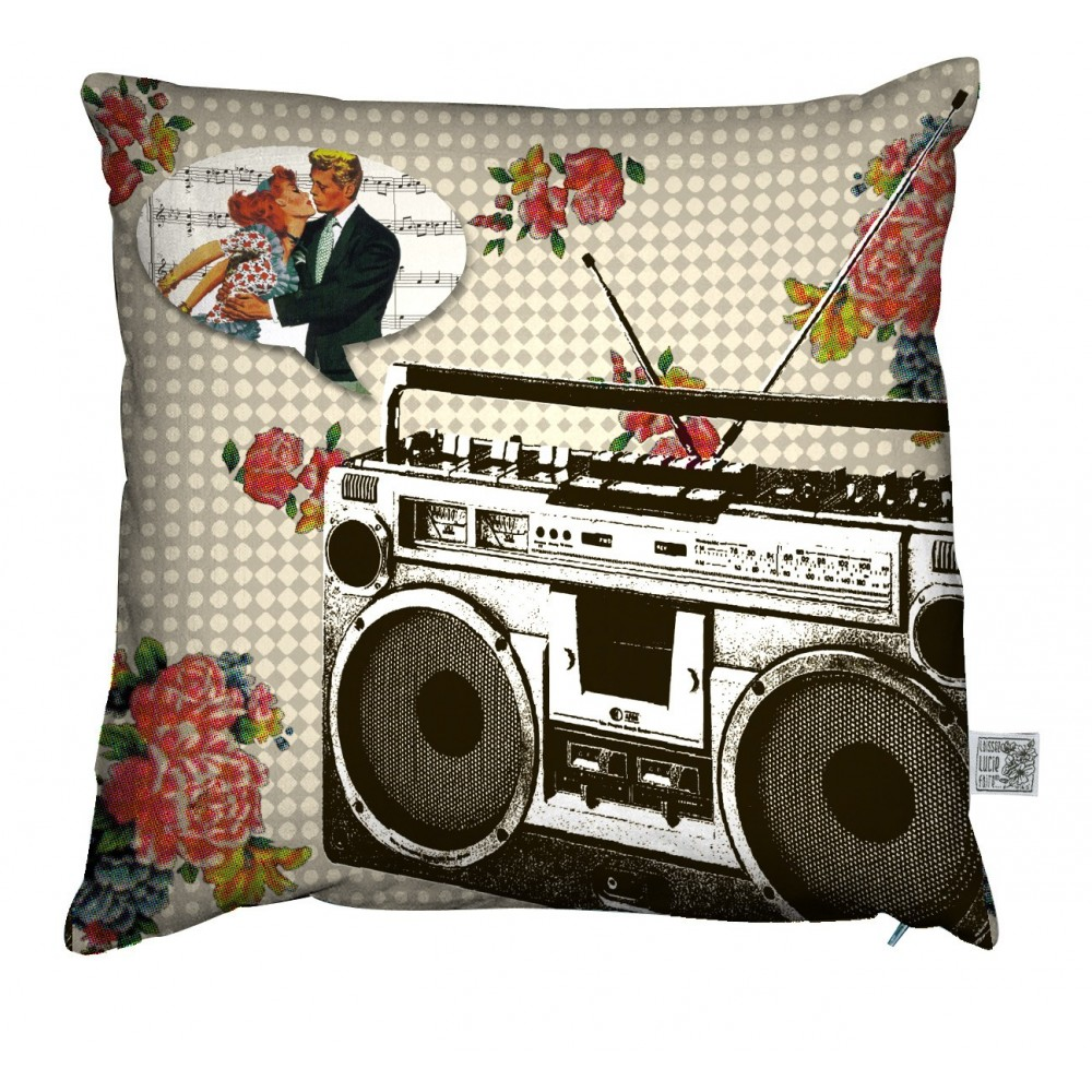 Coussin My Song Darling - Laissez Lucie Faire