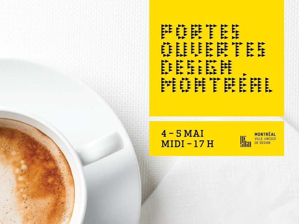 Portes ouvertes Design Montréal