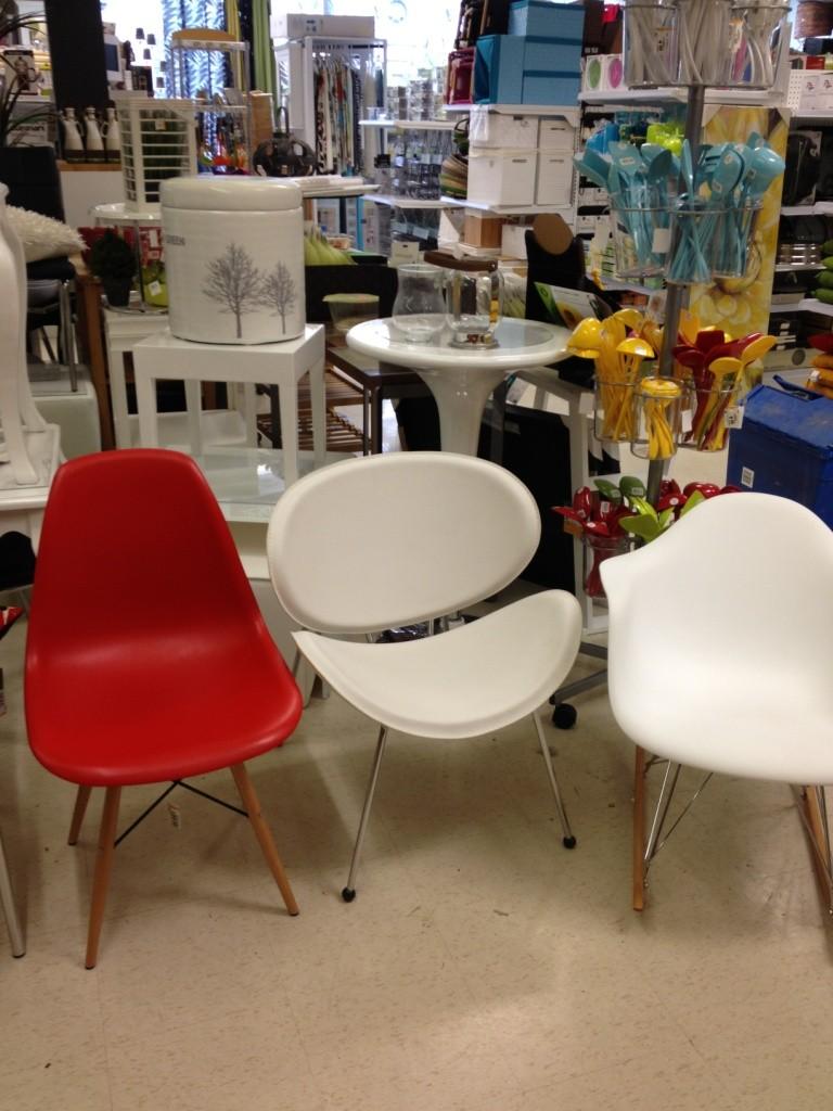 RONA réplique chaise designer pas cher Montréal