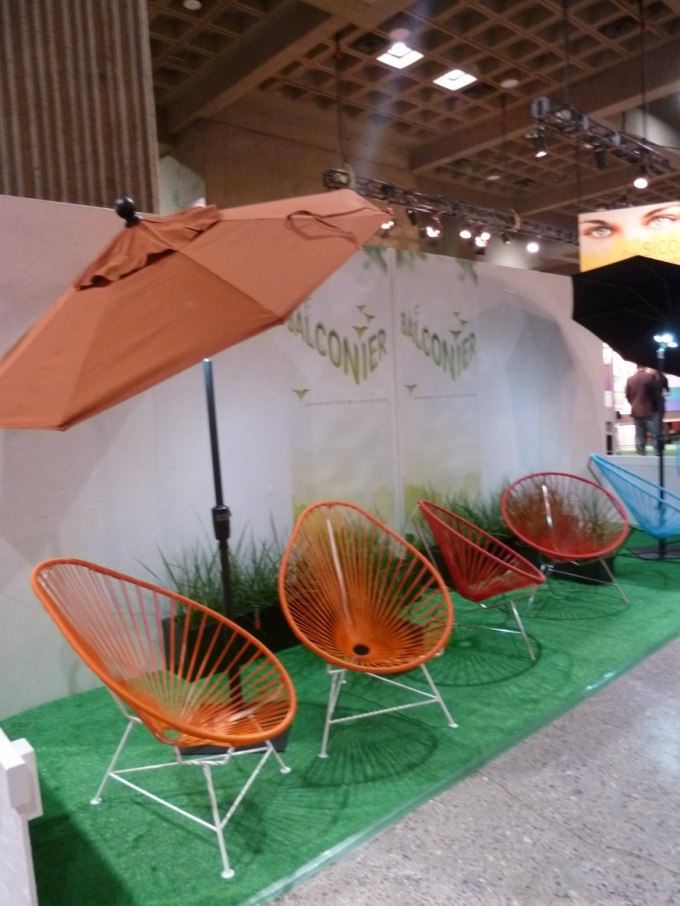 chaise acapulco montréal